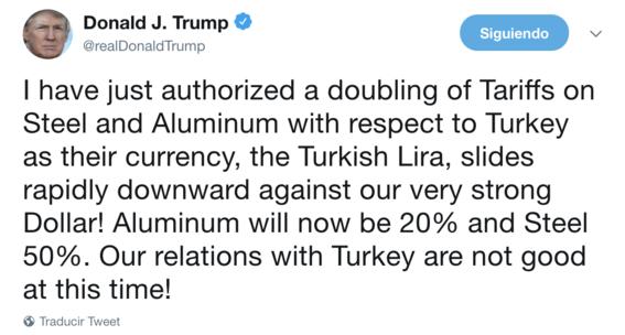 lira turca se desploma por aranceles de donald trump 1
