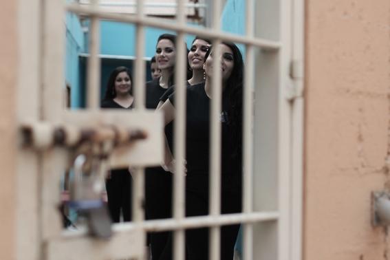 concursos de belleza en una prision mexicana 1