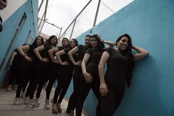 concursos de belleza en una prision mexicana 2