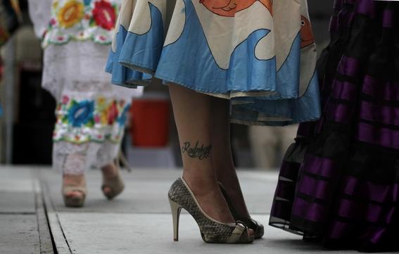 concursos de belleza en una prision mexicana 4