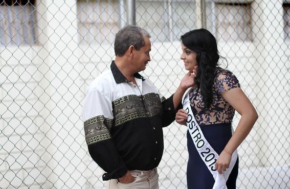 concursos de belleza en una prision mexicana 7