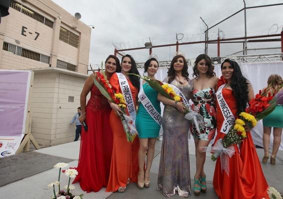 concursos de belleza en una prision mexicana 8