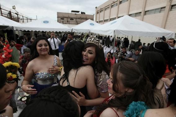 concursos de belleza en una prision mexicana 11