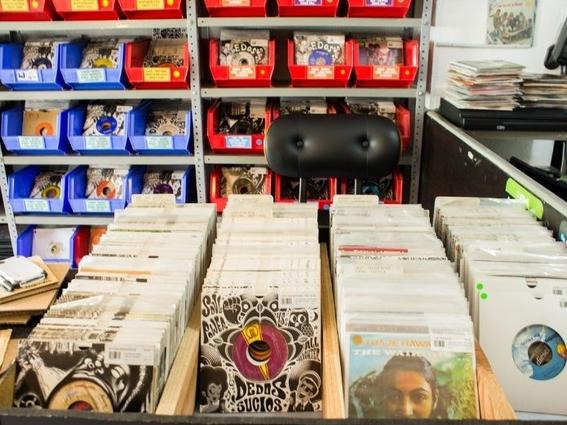 lugares donde comprar discos de vinilo 4