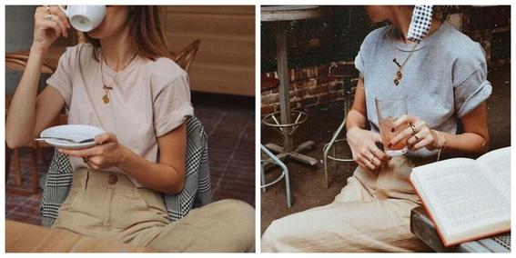 convertir una camiseta en una prenda formal 8