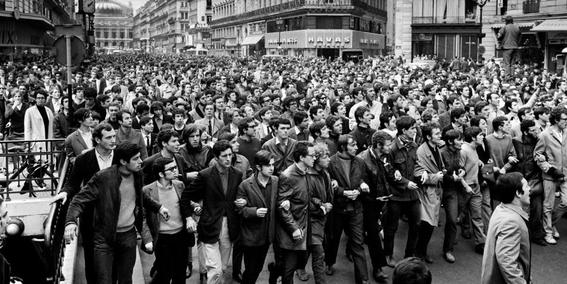 manifestaciones de 1968 1