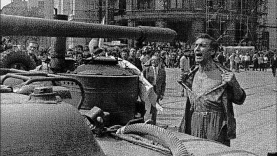 manifestaciones de 1968 2