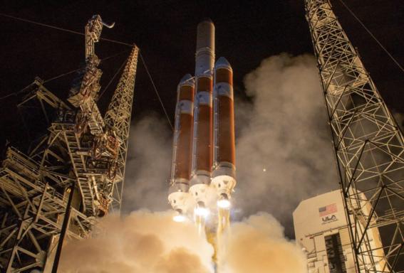 nasa lanza sonda parker primera mision al sol 1