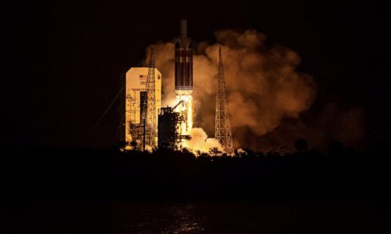 nasa lanza sonda parker primera mision al sol 3