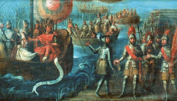 causas de la conquista de tenochtitlan 1