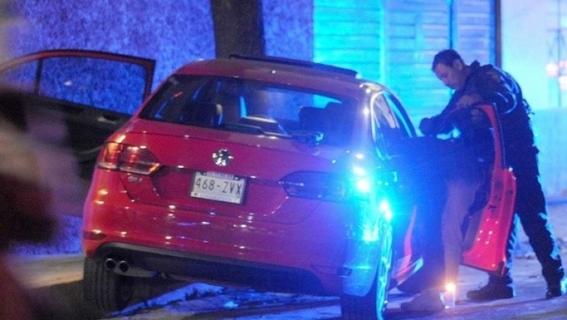 robo de autos con violencia 1