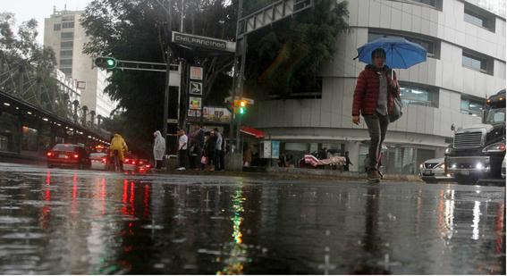 lluvias en gran parte del pais 2