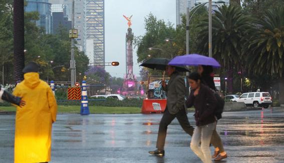 lluvias en gran parte del pais 1