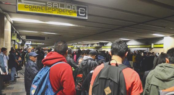que pasa al conectarse al wifi gratis del metro y metrobus 2