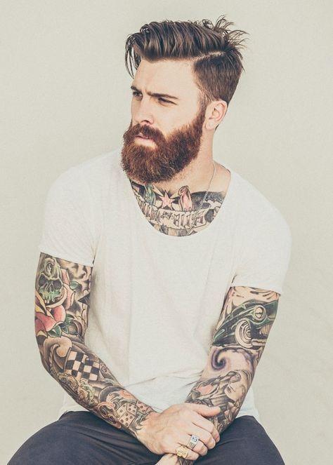 remedios para hacer crecer la barba 6