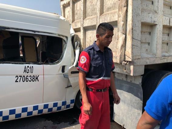 accidente del 23 de febrero en la autopista mexicopuebla 3