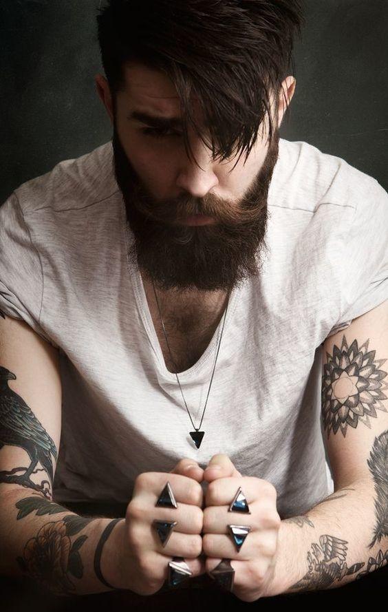 remedios para hacer crecer la barba 8