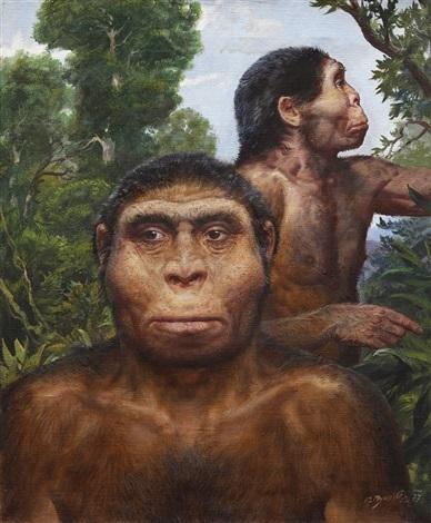 homo erectus se extinguio por flojo 1