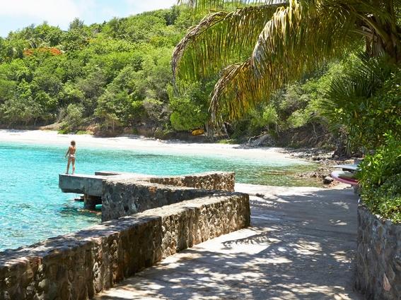 isla de mustique en el caribe 1