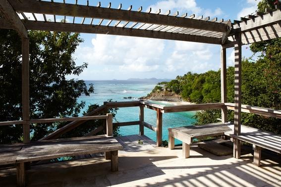 isla de mustique en el caribe 2