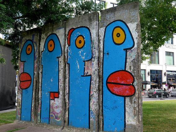 thierry noir berlin wall 1