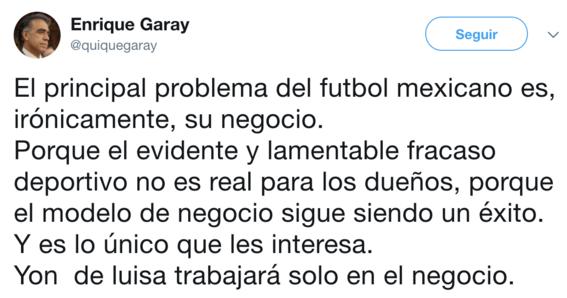 mexico se queda sin futbol 5