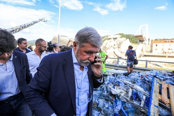 derrumbe del puente morandi en italia 4