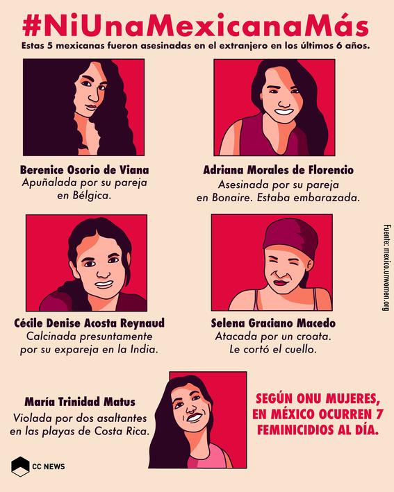 maria trinidad y mexicanas asesinadas en el extranjero 5