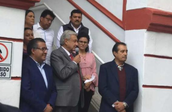 amlo anuncia la creacion del instituto nacional de pueblos indigenas 2