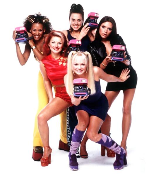 autobiografia de mel b spice girls 2