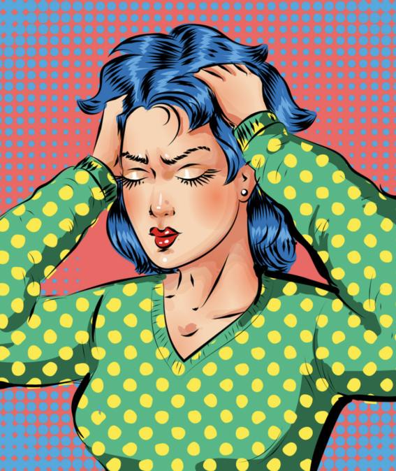 hormonas sexuales causan migranas en mujeres 2