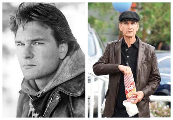 fotografias de patrick swayze antes y despues del cancer 6