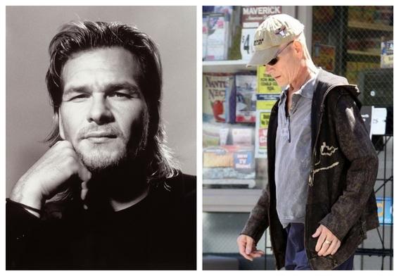 fotografias de patrick swayze antes y despues del cancer 9