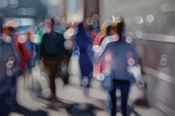 pinturas de como se ve el mundo con miopia 1