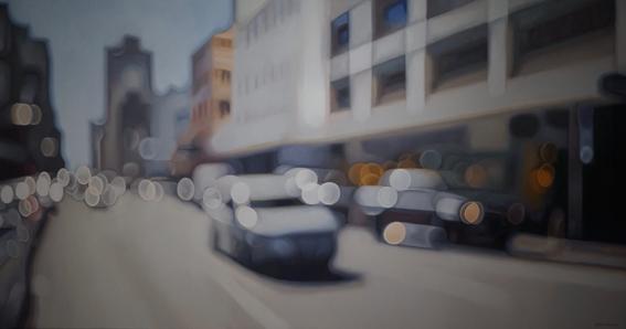 pinturas de como se ve el mundo con miopia 4