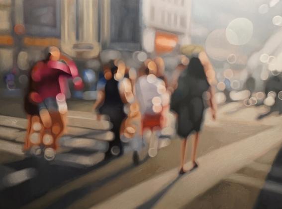 pinturas de como se ve el mundo con miopia 5