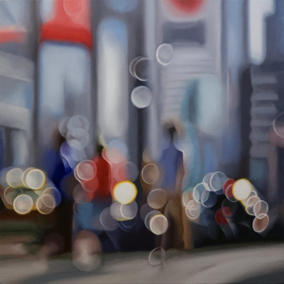 pinturas de como se ve el mundo con miopia 6