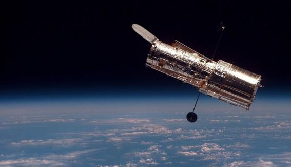 telescopio hubble nasa capta galaxia remolino 1