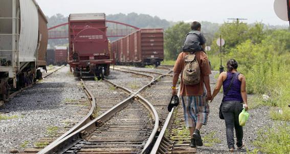 ninos migrantes separados de familias en mexico 2