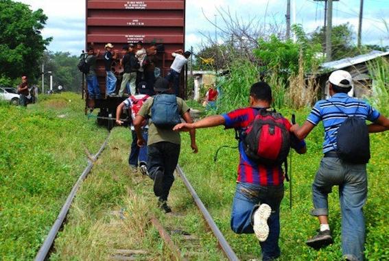 ninos migrantes separados de familias en mexico 4
