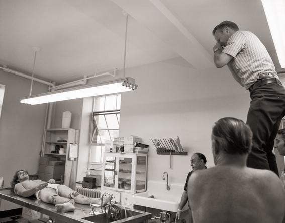 fotos de lo que ocurre en una morgue 9