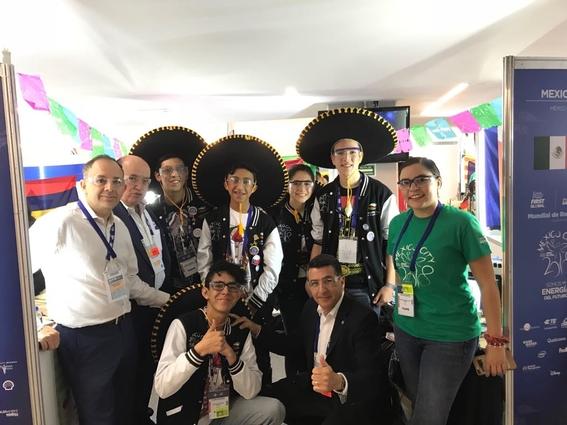 mundial de robotica 2018 mexico 1