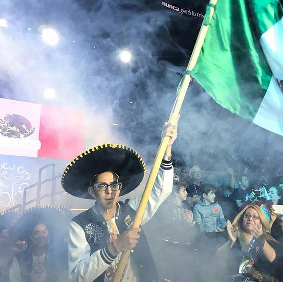 mundial de robotica 2018 mexico 2