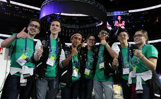 mexico lleva dos victorias mundial robotica first 1