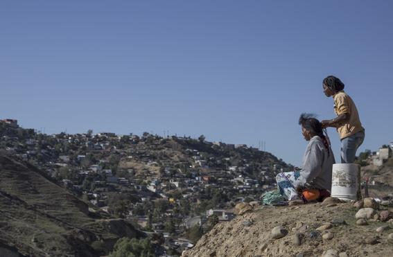 fotos de los haitianos en tijuana 8