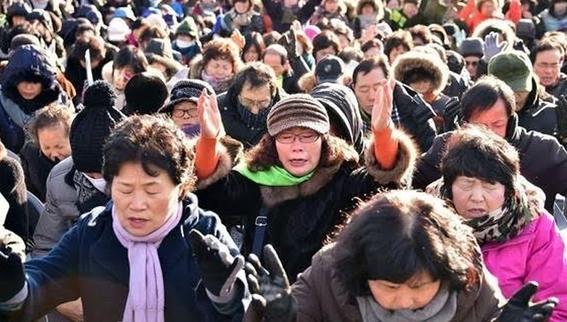 secta cristiana es enganada en corea del sur 1