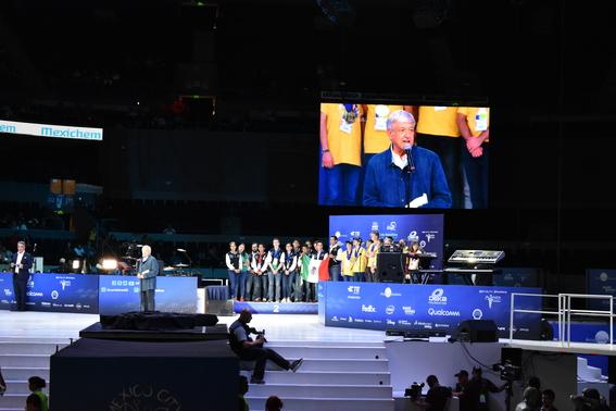 mexico logra medalla de plata en mundial de robotica 2