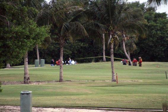 cocodrilo mata a golfista en cancun 1