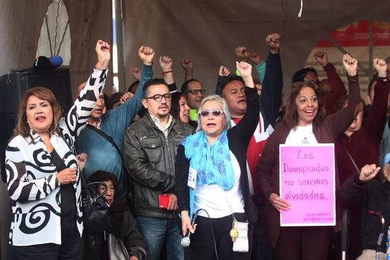 damnificados convocan a marcha en aniversario del 19s 1