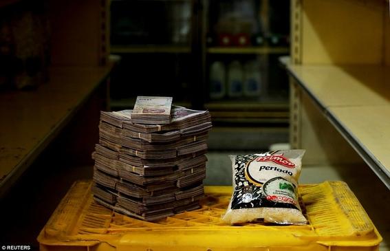 inflacion en venezuela explicada en 10 fotografias 3